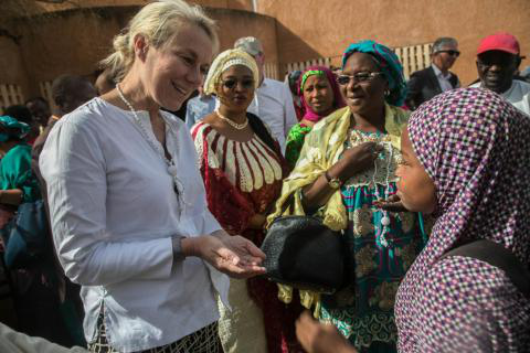 HE Sigrid Kaag, Minister for Foreign Trade & Development Cooperation of The Netherlands wrapped up her visit to Niger.